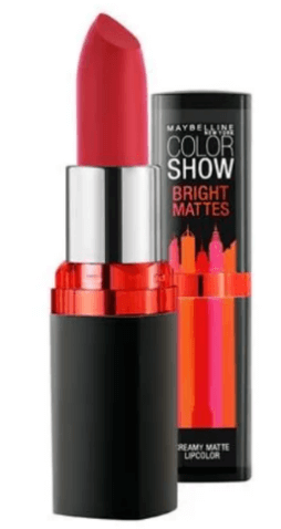 Color Show Bright Mattes Lipsticks