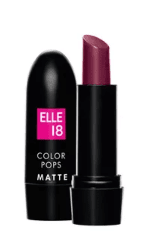 Elle 18 Color Pop Matte Lip Color - Berry Dance