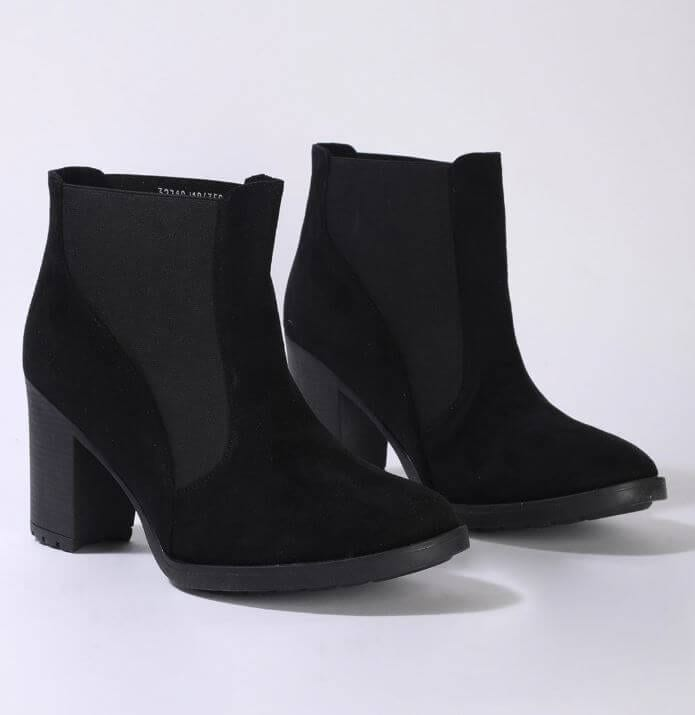 Ankle-length Boots