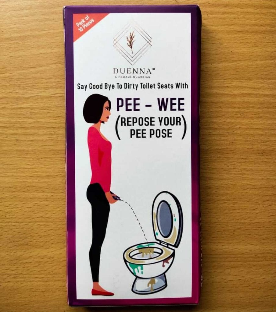 pee cone for women