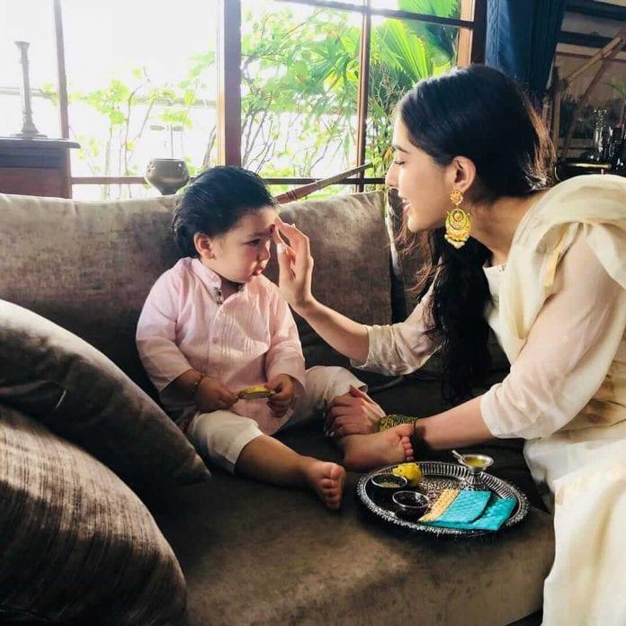 8 elegant Outfit Ideas For girls on Raksha Bandhan