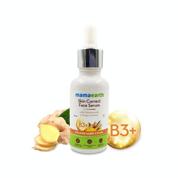 Mamaearth Skin Correct Face Serum