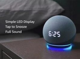 Amazon Echo 4th generation review