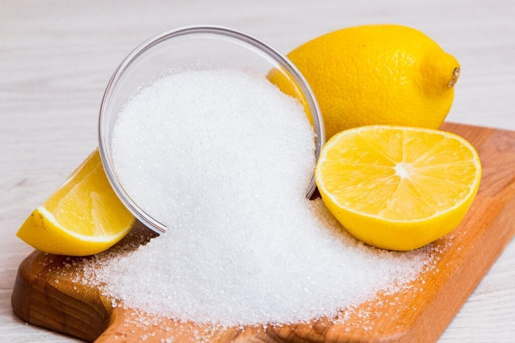 lemon and sugar best home remedies for glowing skin