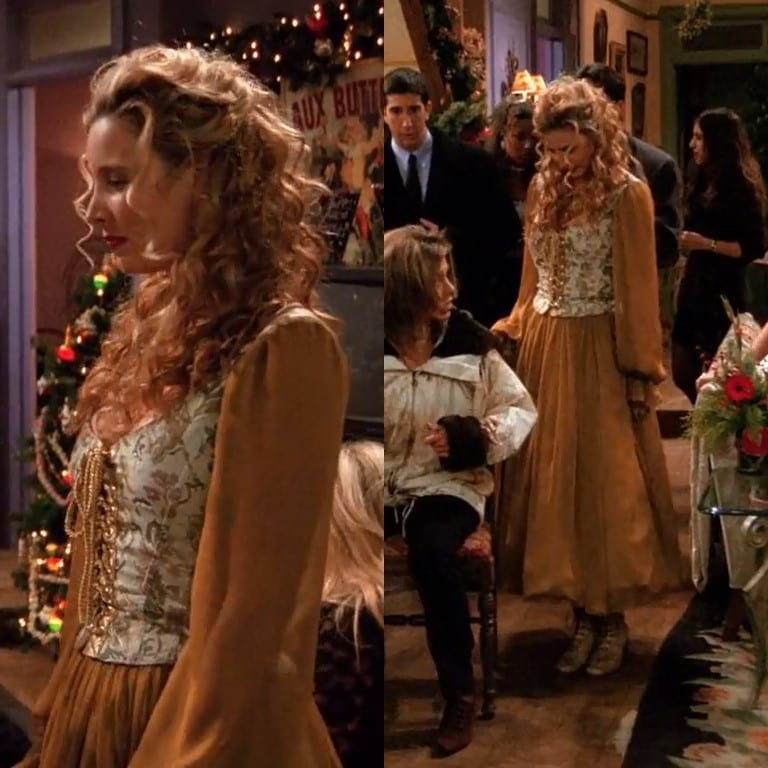 friends series outfits