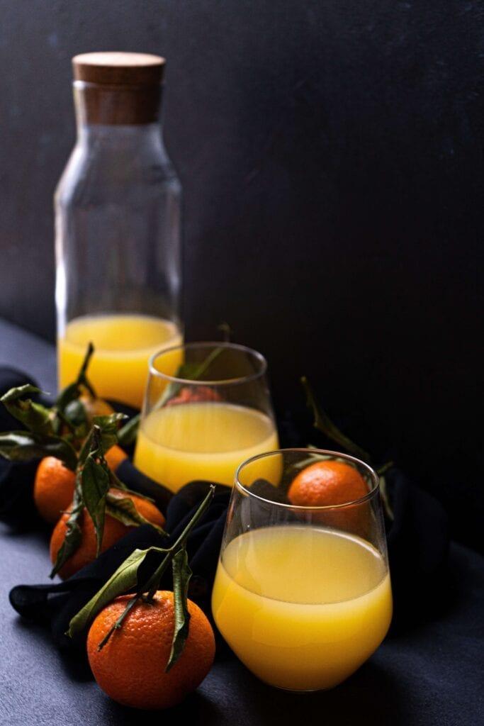 homemade summer drinks
