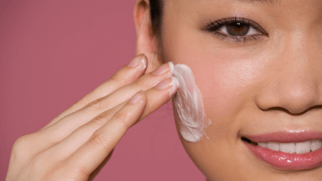 Daily skincare routine for glowing skin